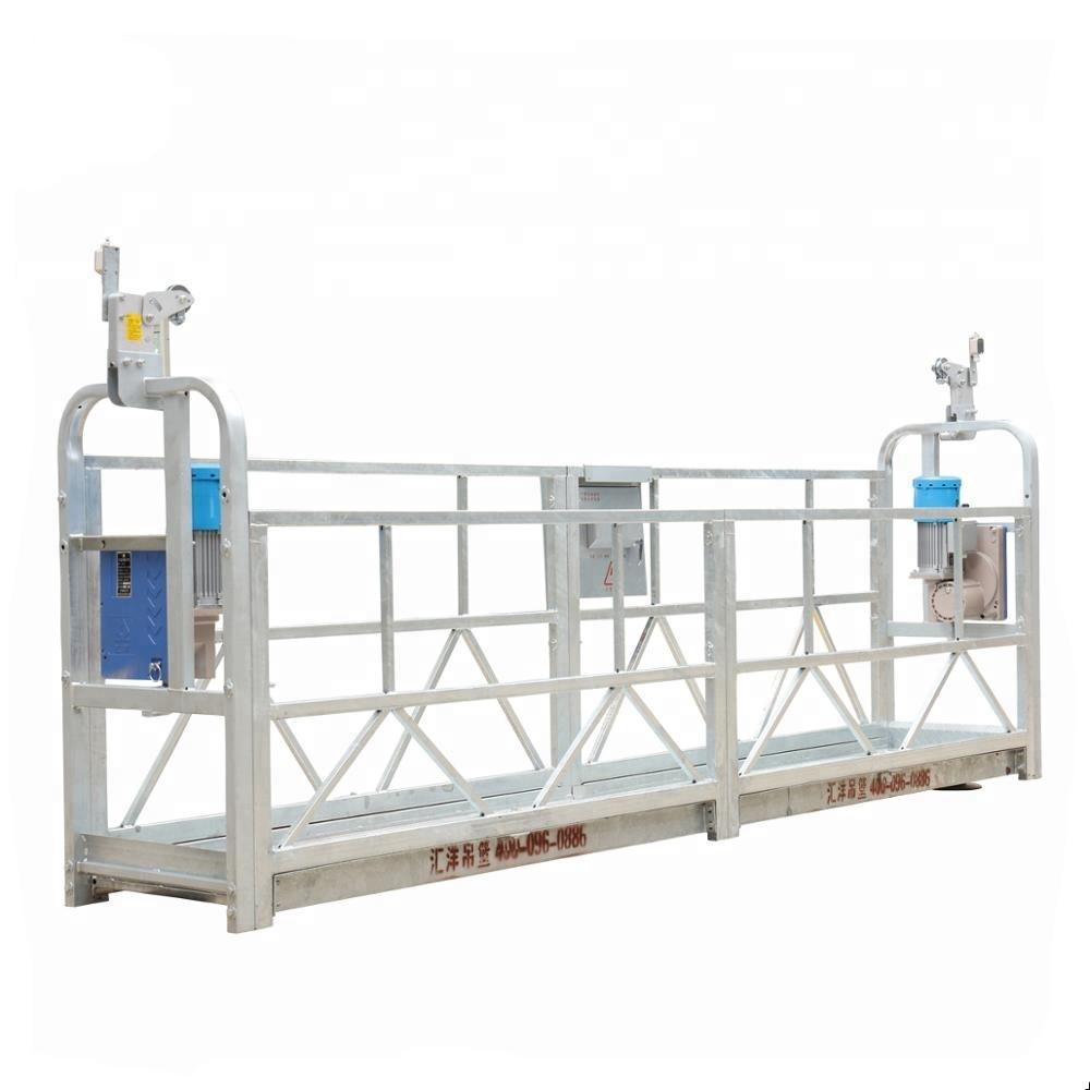 هوینګ-ZLP630-6m-630kg-Galvanized-scaffolding