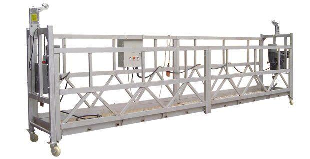630 کیلو ګرامه بریښنا السته راوړل شوي تجهیزات ZLP630 لښکرګاه سره لرې 6.3