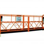 2.5mx 3 برخې 1000kg د لاسرسي معرفي کولو پلیټ پلي کولو مرحله 8-10 m / min