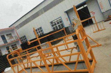 د باور وړ ZLP630 د ودانولو لپاره د رنګ کولو فولاد معرفي شوي کاري پالن) 2 (