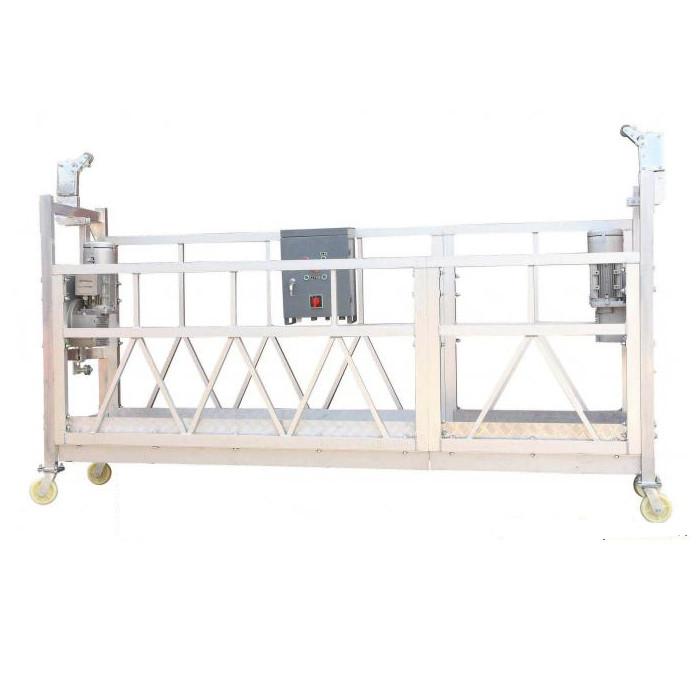 د فولاد ګرم شوي گرم ګاز شوي ایلومینیم ZLP630 د جوړونې د فابریکې لپاره معرفي شوي کاريال