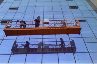د 30Kkn د خوندیتوب بند zlp1000 2.2kw 2.5m * 3 سره مضبوط ساختماني رسی تعلیق شوي پلیټ پلی شوی