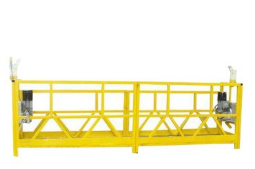 فولاد / ایلومینیم معطل شوې پلیټریال، 630 کلو ګرامه د لاسرسي تعلیق وسایل